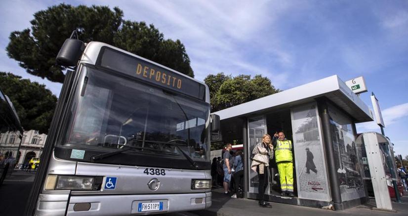 Ondata scioperi nei trasporti, giovedì nero a Roma
